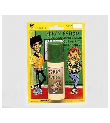 Stinky spray