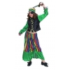 Pirate green girl costume. size 6.