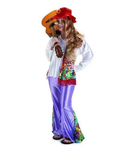 Fato hippie mulher
