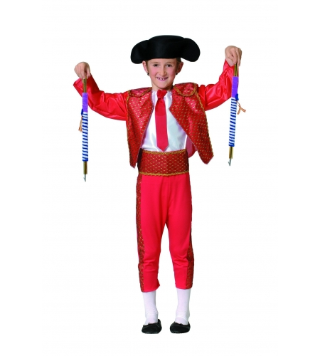 Torero kids costume