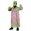 Wolf adult costume with nightgown