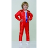 Torero kids red ubba costume