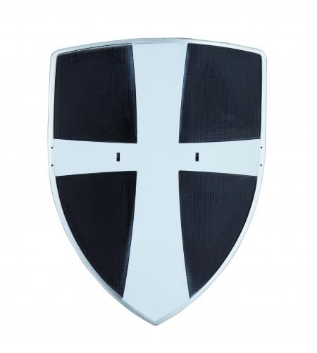 Armamento y Vestimenta: Guerreando en Calradia Escudo-medieval-plastico