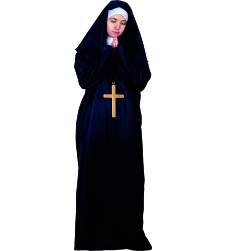 Nun or sister costume