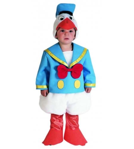 Duck kids costume