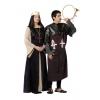 Plebeian medieval costume