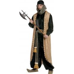 Fato de Saladino homem