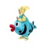 Fish blue costume