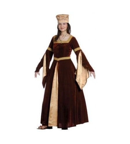 Queen blanca of navarra medieval costume