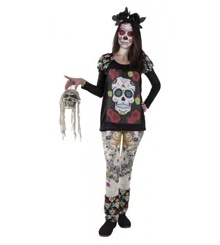 Catrina costume, women
