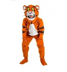 Big-headed tiger costume
