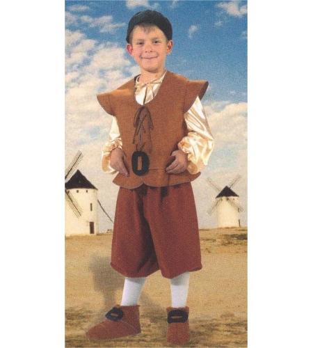 Squire sancho panza costume