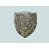Shield medieval metal