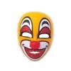 Clown cloth mask