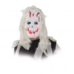 Mascara de esqueleto