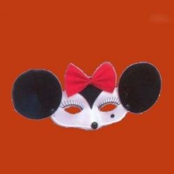 Mouse girl eye mask