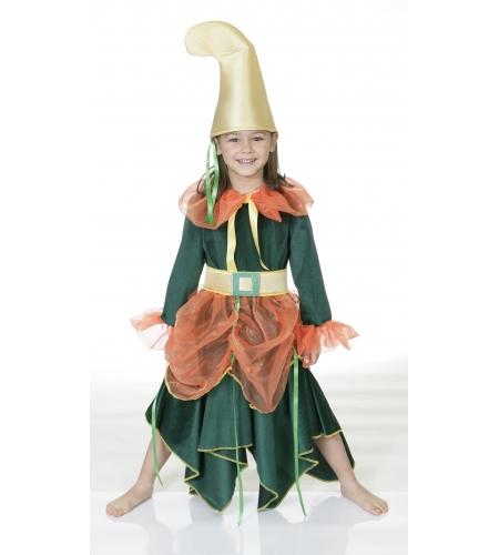 disfraz elfa del bosque enanita infantil - Disfraz De Elfa