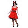 Disfraz ratoncita mujer