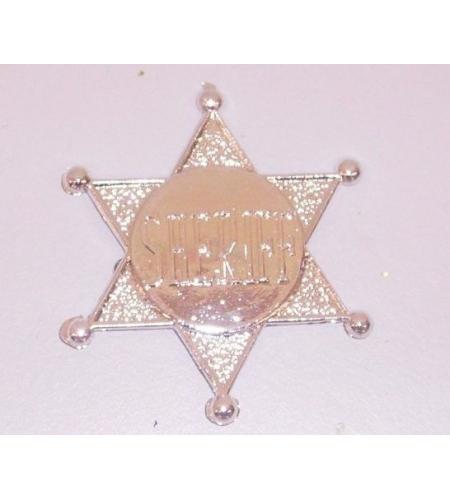 Estrella sheriff plata