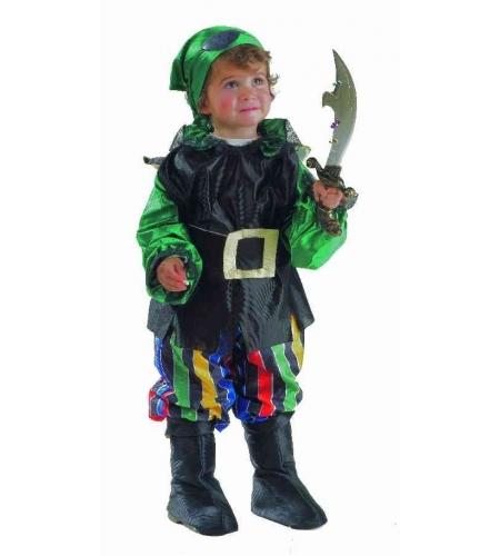 Disfraz pirata bucanero bebe importacion