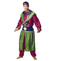 Samurai man costume