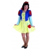 Snow princess adult costume