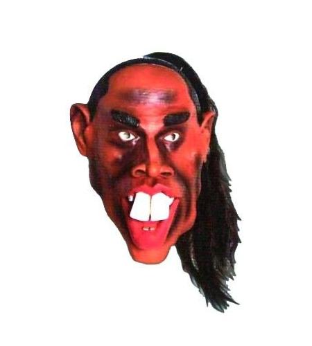 Ronaldinho rubber mask