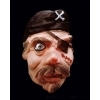 Pirate rubber mask