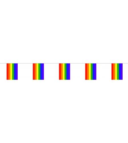 GUIRNALDA 10 METROS ORGULLO GAY