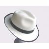 Chapeau gangster feutre