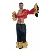 Samba dancer man costume