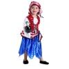 Disfraz bucanera pirata lujo bebe