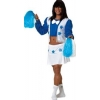 Cheerleader man costume