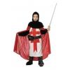Disfraz cruzado medieval infantil