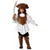 Pirate buccaneer menina costume