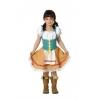 Infantil menina outfit tirolesa