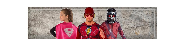 Héroes y Comics